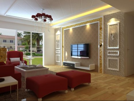房屋装修效果图欣赏   房屋简单装修效果图   房屋简单装