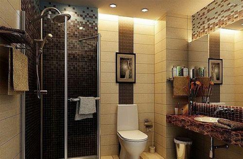 58 for Salle de bain avec spot