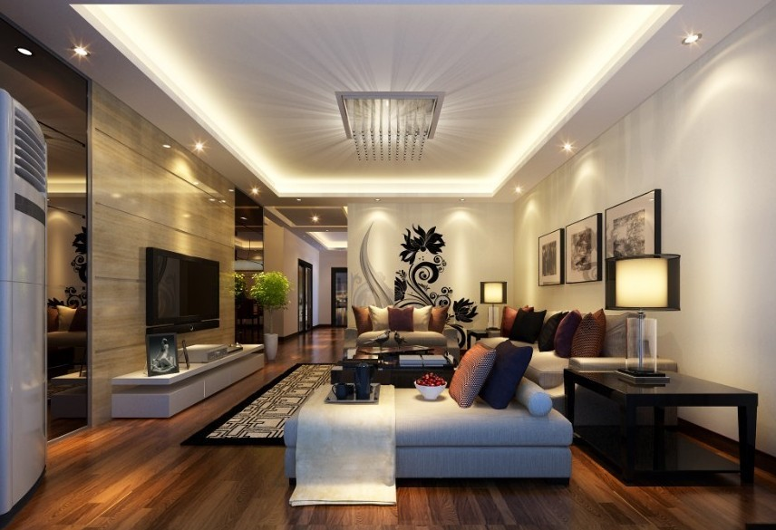 100平米房屋装修效果图 求购100.2平米装修设计 施工