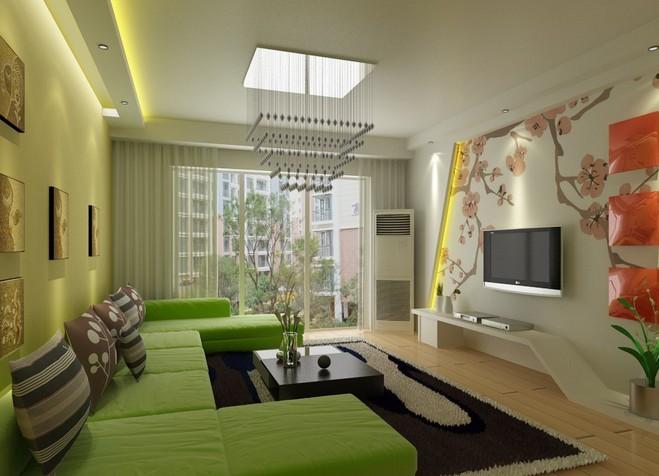 100平米房屋装修效果图